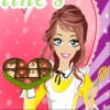 play Making Chocolate girl games